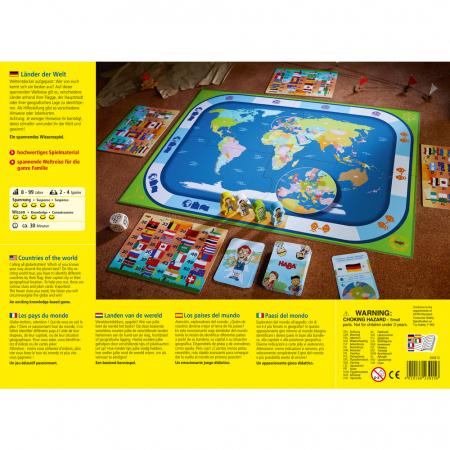 Joc boardgame - Tarile lumii1