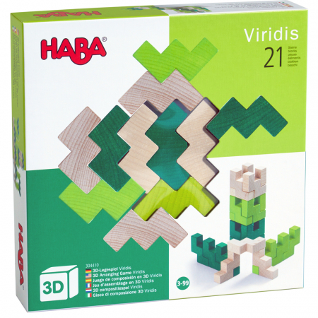 Joc de aranjare 3D Viridis [0]