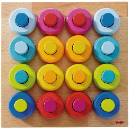 Joc de aranjare - Rainbow Whirls [2]