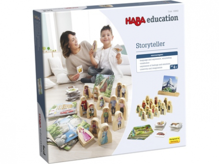 Joc de comunicare - Storyteller (158902) Haba Education0