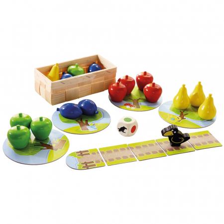 Prima livada - Joc de cooperare - First Orchard (HABA)1