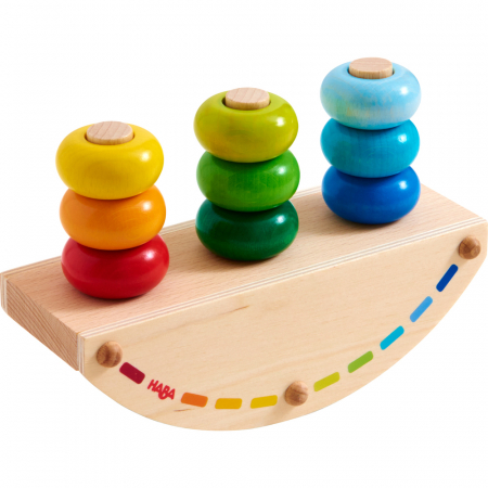Joc de echilibru - Rainbow Rocker (303228)1