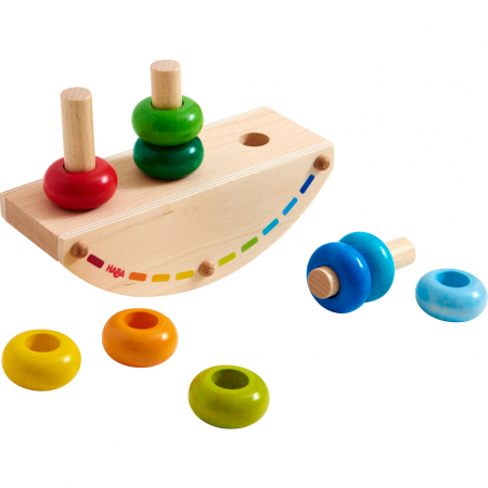 Joc de echilibru - Rainbow Rocker (303228)2