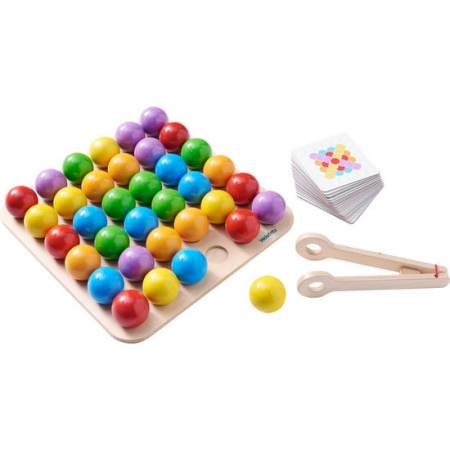Joc de indemanare - Frobel Marble Game (377052) Haba Education2