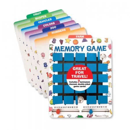 Joc de memorie - Intoarce si castiga3