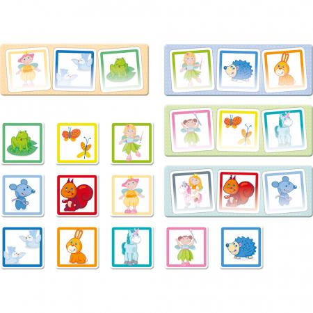 Joc de potrivire - Lotto Fairyland [1]