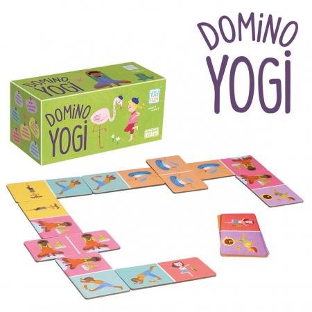 Joc domino - YOGI FUN Domino Yoga0