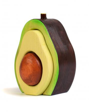 Jucarie pentru stivuit - Avocado0