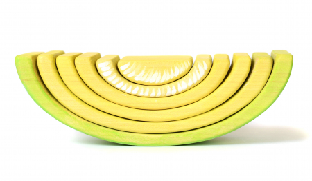 Jucarie pentru stivuit - Pepene galben [2]