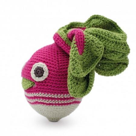 Jucarie tricotata - Ridichea Henry [2]