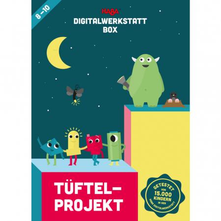 Kit de bricolaj STEM - atelierul digital 21