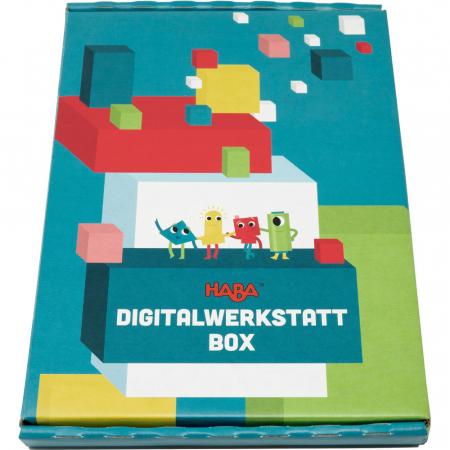 Kit de bricolaj STEM - atelierul digital 20
