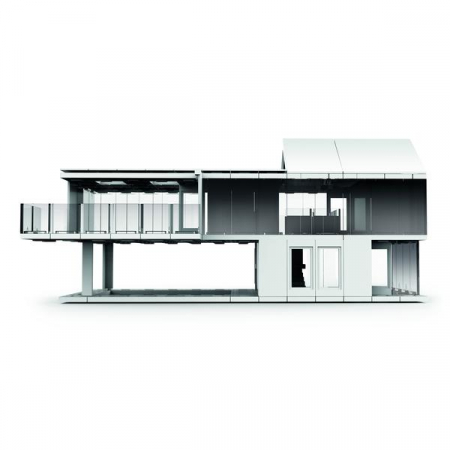 Kit constructie arhitectura - 620 piece Architectural Model Kit - Arckit 2402