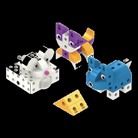 Kit robot programbil - Kids First Coding & Robotics (7442) GIGO4