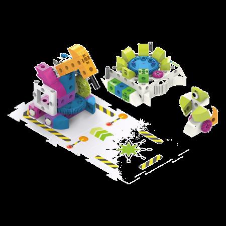 Kit robot programbil - Kids First Coding & Robotics (7442) GIGO8