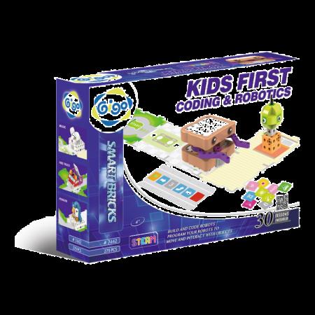 Kit robot programbil - Kids First Coding & Robotics (7442) GIGO0