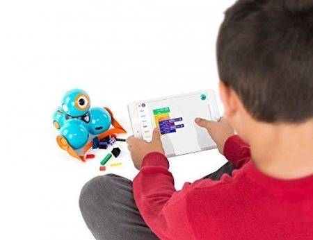 Kit roboti programabili Dash & Dot - Wonder Workshop3