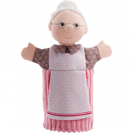 Manusa cu personaje - Bunica1