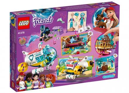 Misiunea de salvare a delfinilor - LEGO Friends (41378)2
