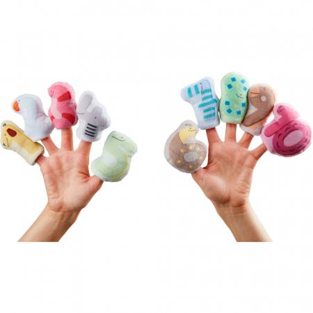 Papusi pentru degete - Numerele [0]