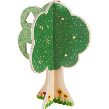 "Puzzle copacul anotimpurilor - Fröbel ""Seasons Tree"" (379242) Haba Education [5]"