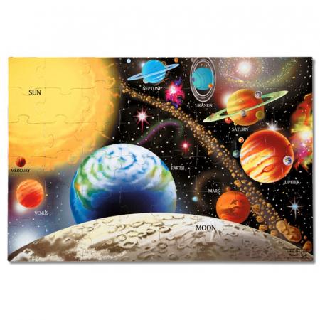 Puzzle de podea - Sistemul Solar [0]