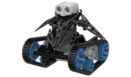 Robotics Smart Machines: Tracks & Treads5