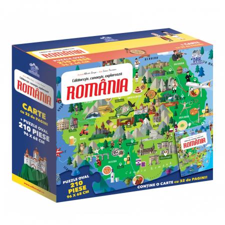 ROMANIA - CALATORESTE, INVATA, EXPLOREAZA0