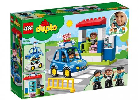 Sectie de politie - LEGO® DUPLO® (10902)0