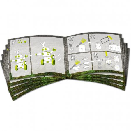 Set bricolaj Terra Kids - Construction Kit Animals7