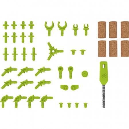 Set bricolaj Terra Kids - Construction Kit Animals4