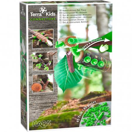Set bricolaj Terra Kids - Construction Kit Animals1