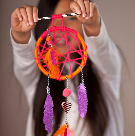 Set creativ - Dream Catcher Kit1