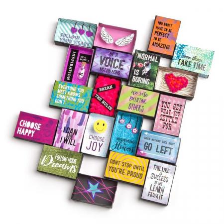 Set creativ - Inspire Poster Kit4