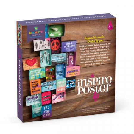 Set creativ - Inspire Poster Kit0
