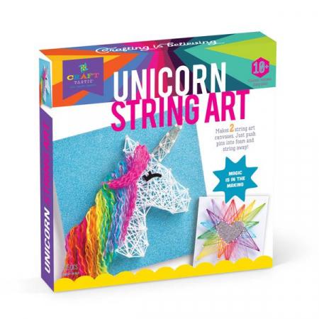 Set creativ - Unicorn String Art Kit [0]