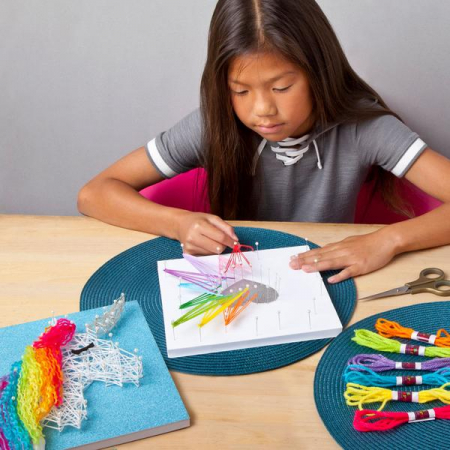 Set creativ - Unicorn String Art Kit [1]