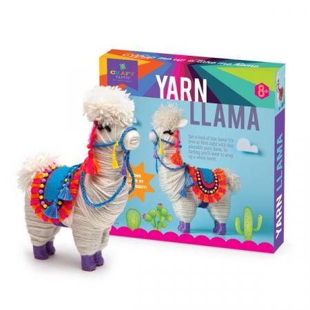 Set creativ - Yarn Llama Kit5