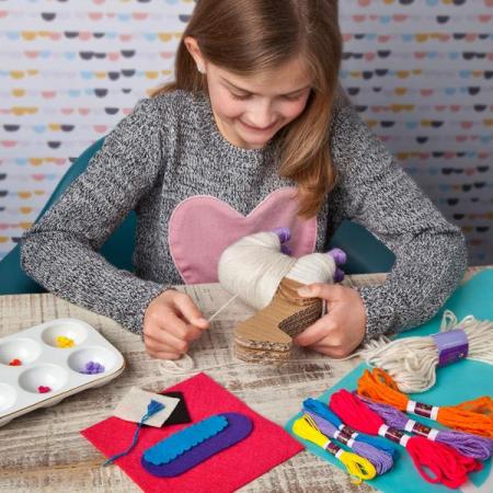 Set creativ - Yarn Llama Kit2