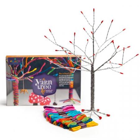 Set creativ - Yarn Tree Kit5