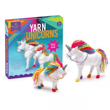 Set creativ - Yarn Unicorns Kit5