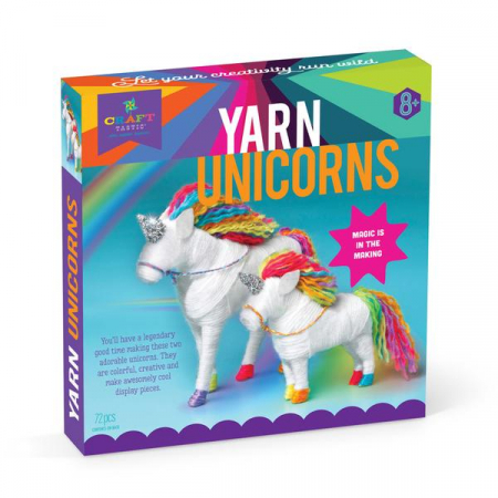 Set creativ - Yarn Unicorns Kit0