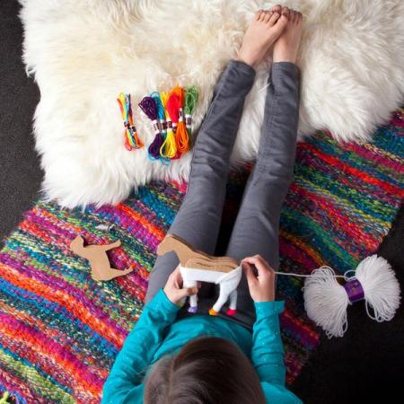 Set creativ - Yarn Unicorns Kit2