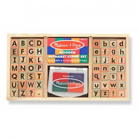 Set de stampile Alfabet0