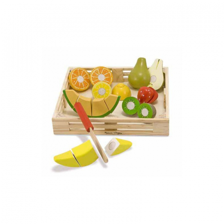 Set fructe lemn pentru taiat0