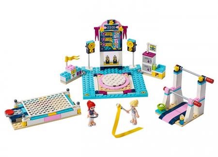 Spectacolul de gimnastica al lui Stephanie - LEGO Friends (41372)1