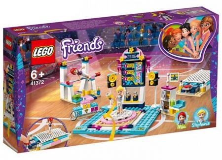 Spectacolul de gimnastica al lui Stephanie - LEGO Friends (41372)0