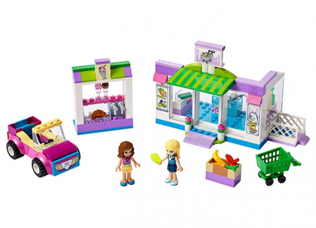 Supermarketul din Heartlake City - LEGO Friends (41362)1