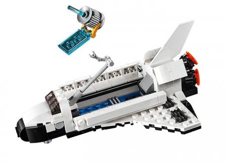 Transportorul navetei spatiale - LEGO Creator (31091)3