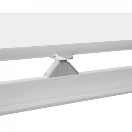 Whiteboard mobil cu 2 fete, 100×150 – VISUAL5
